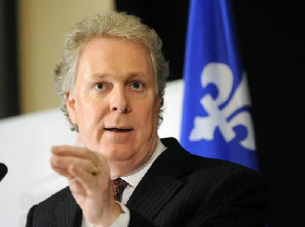 Jean Charest... (Photo Imacom Maxime Picard)