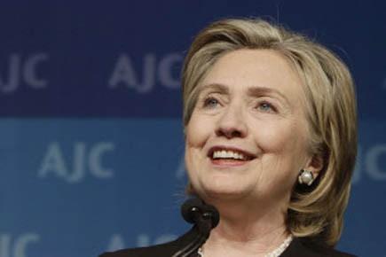 Hillary Clinton.... (Photo Reuters)