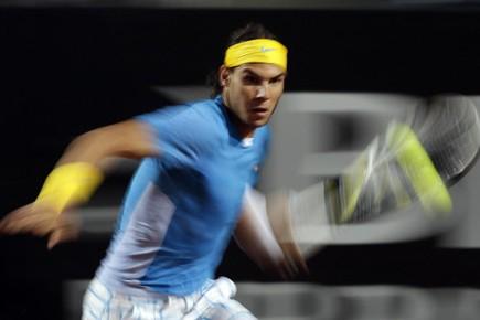 Nadal.... (Photo AP)
