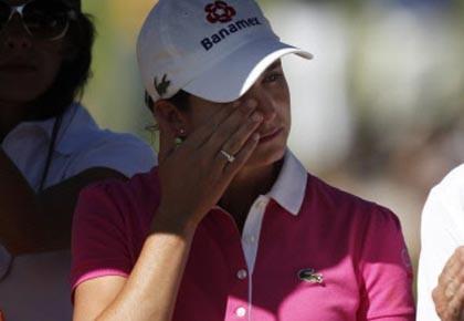 Lorena Ochoa prend sa retraite au sommet de... (Photo: Eduardo Verdugo, ap)