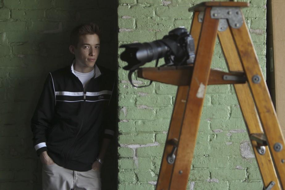 Charles William Pelletier reconnaît être débrouillard. Puisqu'il est... (Photo: Martin Chamberland, La Presse)