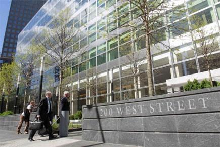 Le siège social de Goldman Sachs à New... (Photo: Reuters)
