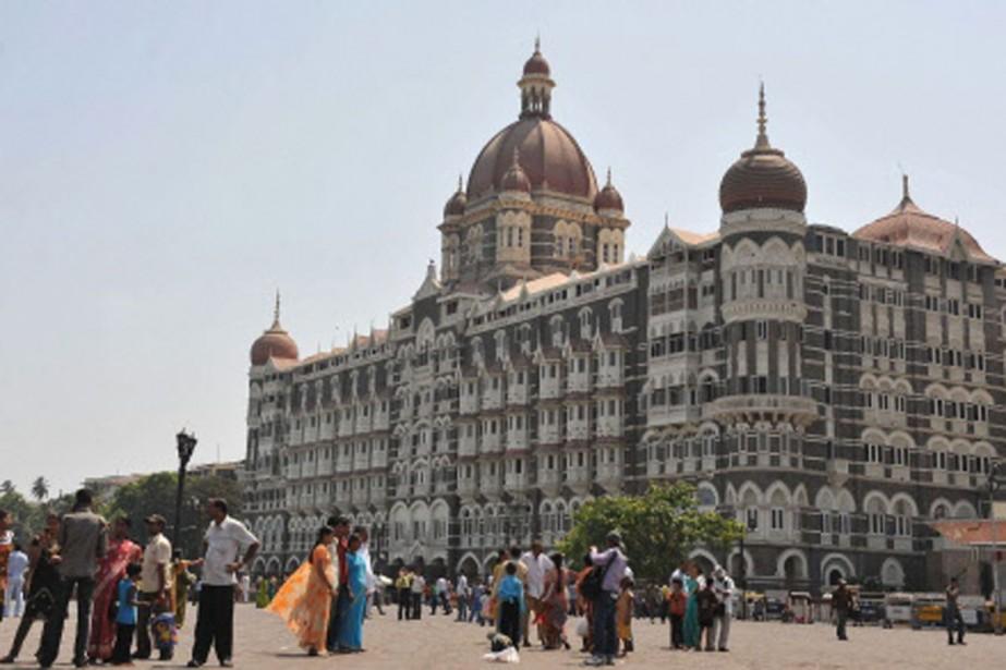 Les touristes sont revenus près des hôtels de... (Photo: AFP)