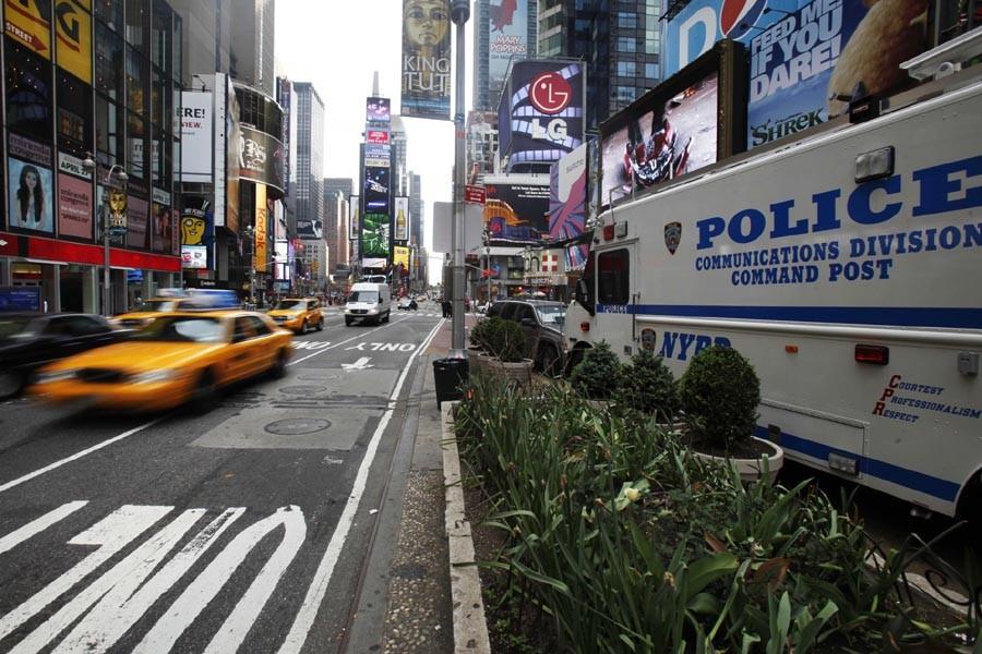 L'activité manufacturière de la région de New York ralentit... (Photo: AP)