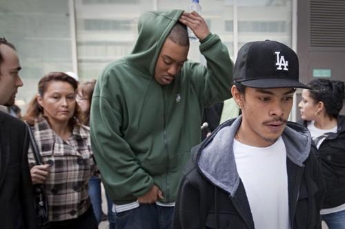 Dany Villanueva (à droite) est sous le coup... (Photo: Ivanoh Demers, Archives La Presse)
