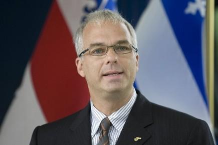 Yvan Delorme.... (Photo Robert Skinner, La Presse)