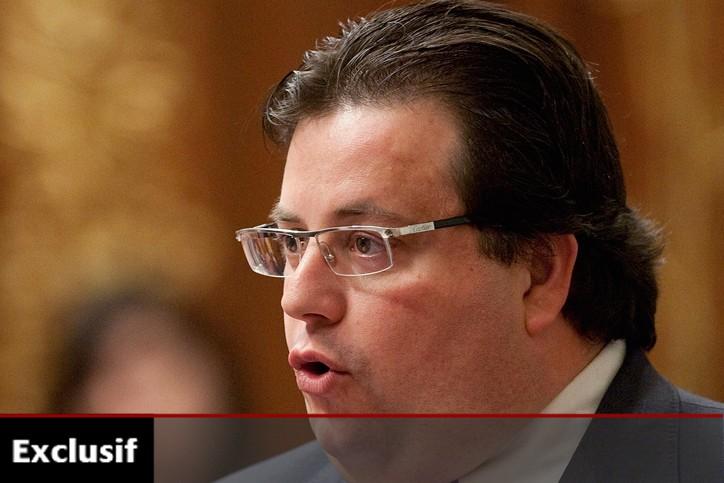 Le ministre Tomassi n'était pas disponible pour accorder... (Photo: PC)