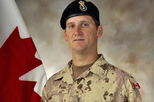 L'officier marinier Douglas Craig Blake est le 143e... (Photo: Reuters)