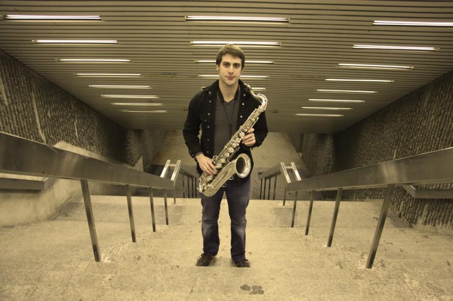 Chet Doxas est l'un des saxophonistes les plus... (Photo: fournie par l'artiste)