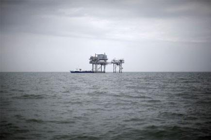 La marée noire dans le Golfe du Mexique fait dégringoler BP... (Photo: Reuters)