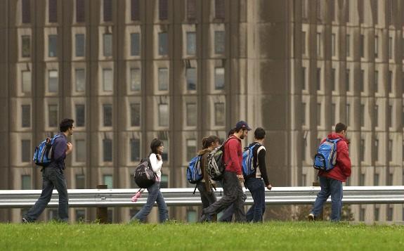 La décision de l'Université McGill de privatiser... (Photo: archives La Presse)