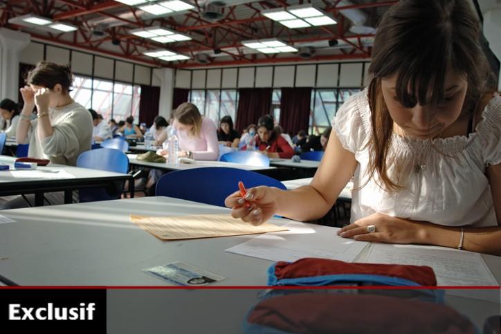 Puisque les exigences du nouvel examen sont plus... (Photo: AFP)