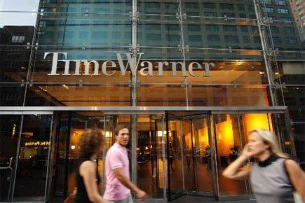 Le groupe de médias américain Time Warner ( (Photo: Bloomberg)