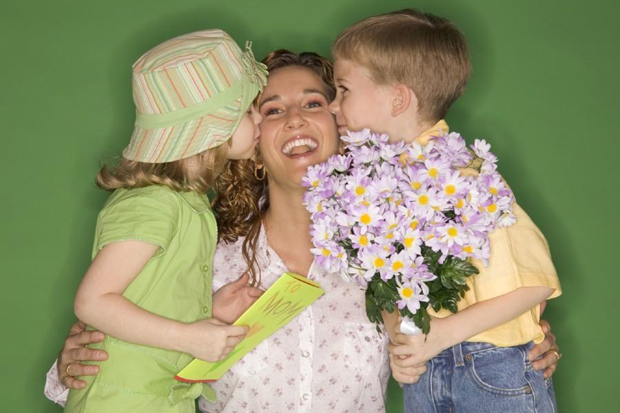 À l'occasion de la Fête des mères, déclarez... (Photothèque La Presse)