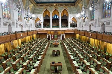 Et pourquoi les électeurs québécois sont-ils si désabusés?... (Photo: PC)