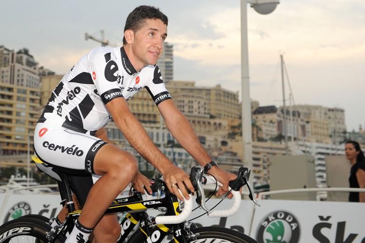 Carlos Sastre... (Photo: AFP)
