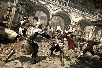 Scène d'Assassin's Creed II.... (Photo: AP)