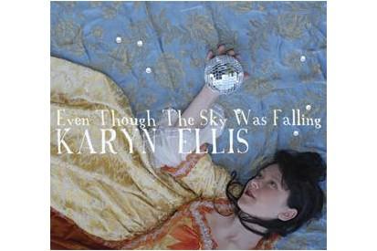 Pochette cd de Karyn Ellis...