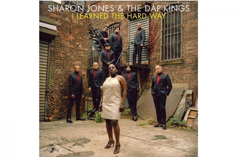Pochette cd de Sharon Jones...