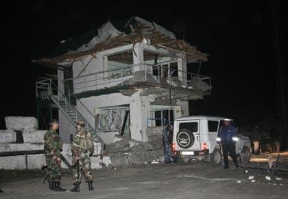 Le 29 avril dernier, un kamikaze a fait... (Photo: archives ap)