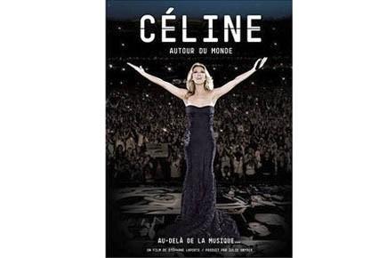 DVD CD Céline Dion. Autour du monde****...