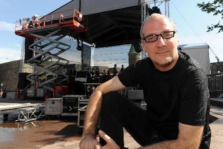 Le patron de sa programmation, Laurent Saulnier, est... (Photo Le Soleil)
