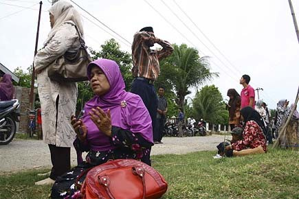 La population d'Aceh est encore traumatisée par le... (Photo: Reuters)