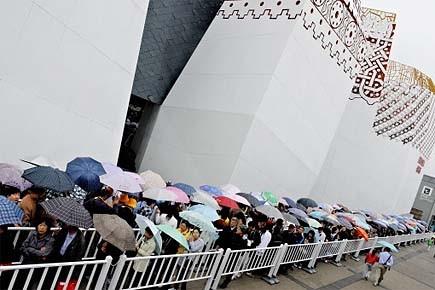 Jusqu'à présent, le nombre de personnes passant chaque... (Photo: AFP)