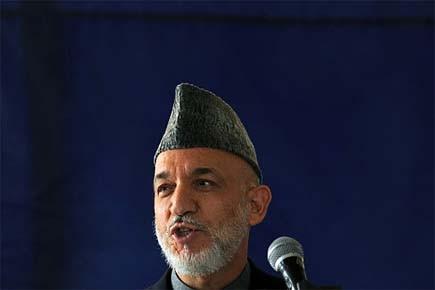 Une quinzaine de responsables afghans, dont dix ministres,... (Photo: Reuters)