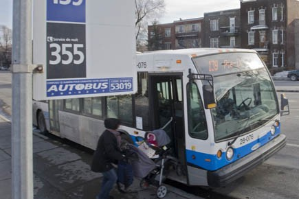 La STM entend augmenter la fréquence de passages... (Photo d'archives Ivanoh Demers, La Presse)