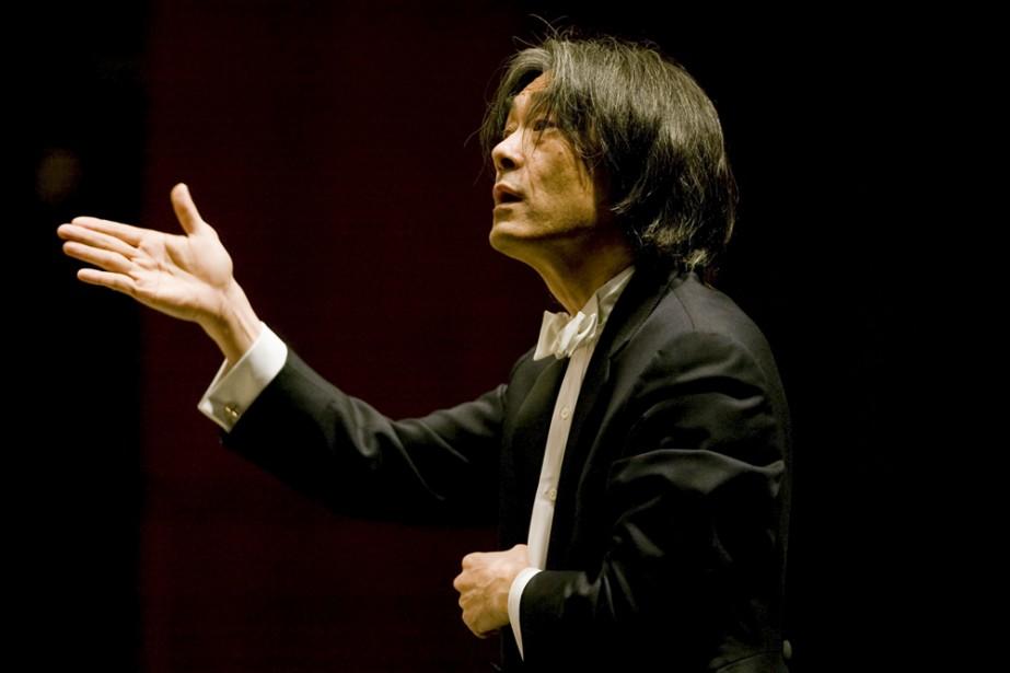 Le chef d'orchestre Kent Nagano.... (Photo: André Tremblay, archives La Presse)
