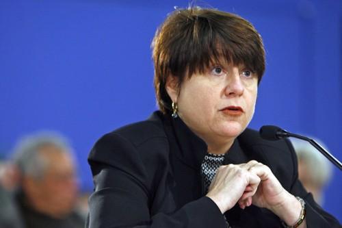 La présidente du Conseil du statut de la... (Photo: Robert Mailloux, Archives La Presse)