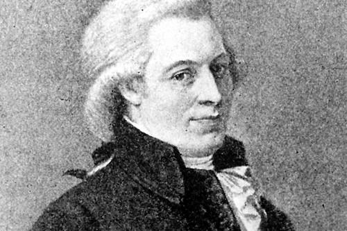 Un portrait de Wolfgang Amadeus Mozart.... (Photo: Archives)