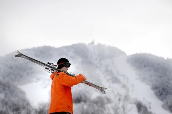 Mais même si l'hiver 2012 s'avérait être le... (Archives La Tribune, Jocelyn Riendeau)