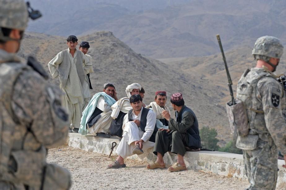 Les soldats américains devront affronter « plus de... (Photo: AFP)
