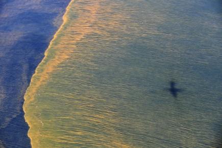 Le pétrolier BP, qui a perdu 350 millions... (Photo: Reuters)