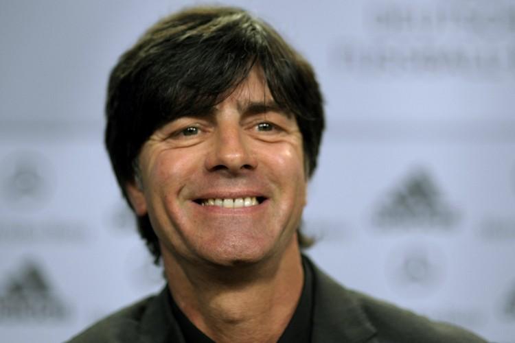 Le sélectionneur allemand Joachim Löw... (Photo: AFP)