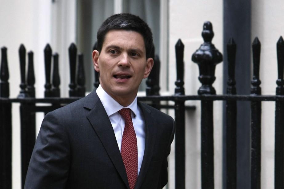 David Miliband fait déjà figure de favori pour... (Photo: AP)