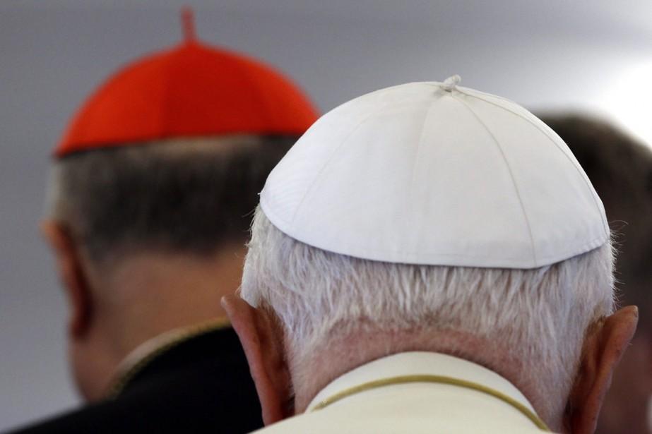 Benoît XVI effectue une visite de quatre jours... (Photo: AFP)