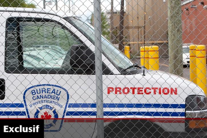 La SQ avait «accepté» de délivrer un permis... (Photo: Robert Skinner, La Presse)