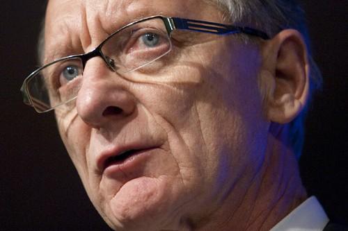 Le sénateur Pierre-Hugues Boisvenu.... (Photo: Archives PC)