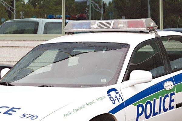 Les policiers de Gatineau rapportent l'arrestation de... (Archives, LeDroit)