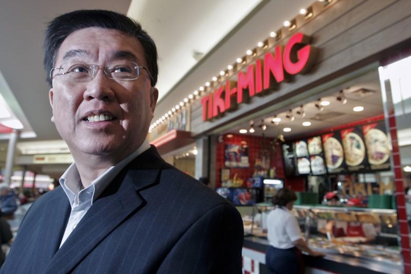 Stanley Ma, président du Groupe MTY.... (Photo Archives La Presse)