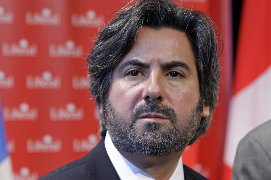 Pablo Rodriguez, porte-parole libéral en matière de culture.... (Photo: Robert Mailloux, La Presse)
