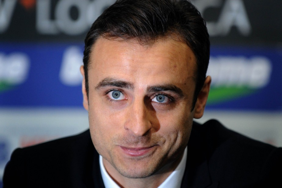 Dimitar Berbatov... (Photo: AFP)