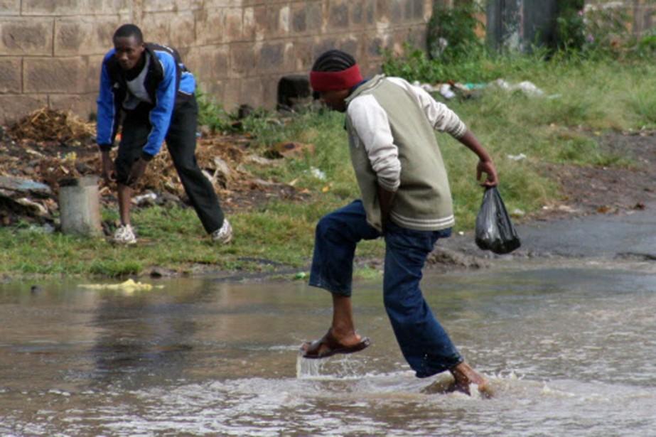 La météo nationale a prévenu que des pluies... (Photo: AFP)