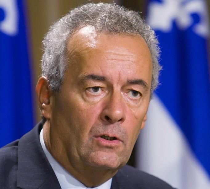 Marcel Blanchet, directeur général des élections du Québec.... (Archives La Presse Canadienne)