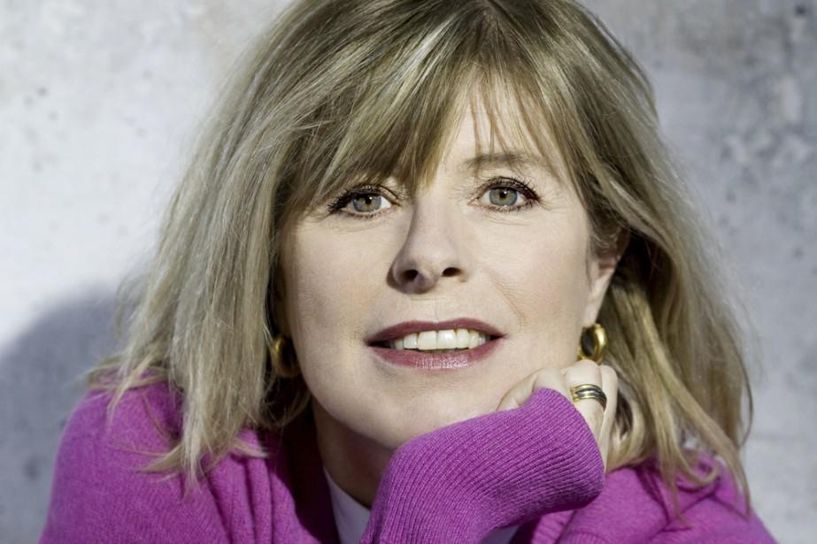 Les romans de Katherine Pancol remportent un succès... (Photo: fournie par Albin Michel)