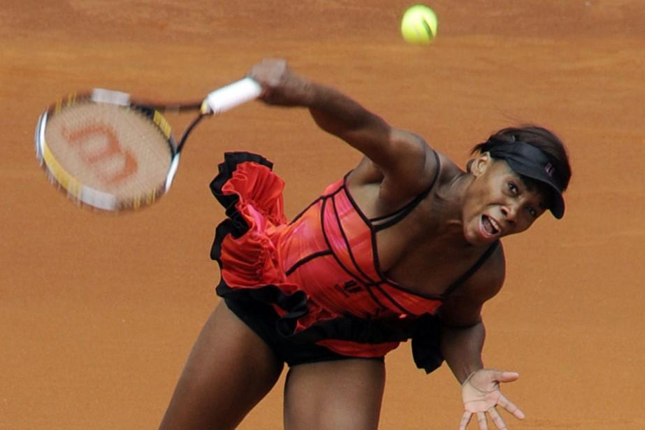 Venus Williams... (Photo: AFP)