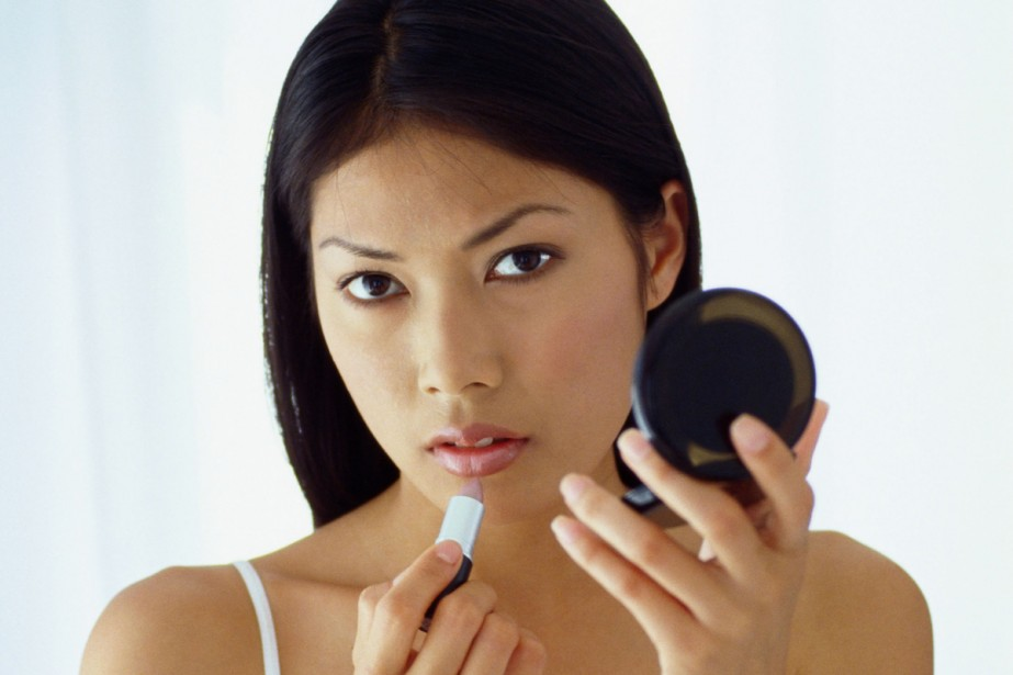 Un nouvel appareil, conçu par le géant japonais des cosmétiques... (Photos.com)